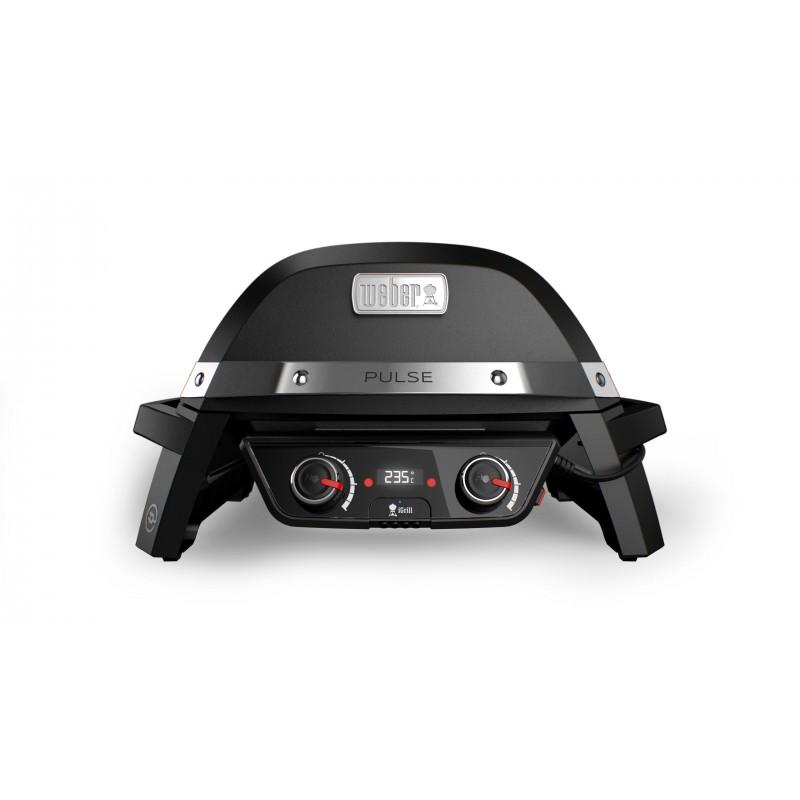 Barbecue pulse 2000 black