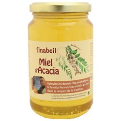 Miel acacia liquide apidis 500g