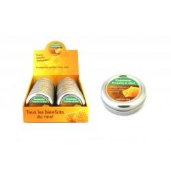 Alvéolites a la propolis boite métal 50g