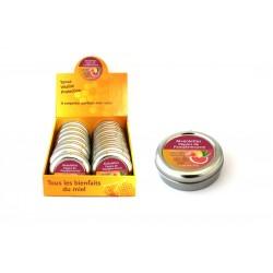 Alvéolites propolis extrait pépin pamplemousse bte 50g
