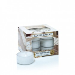 Ailes d'ange chauffe-plats 12x9.8g blanc