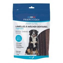 Lamelles a macher pour grand chien - sachet 190 g