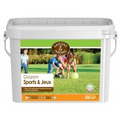 Gazon sports jeux Saisons & Jardins 5kg
