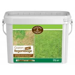 Gazon regarnissage 2 en 1 Saisons & Jardins - 5kg