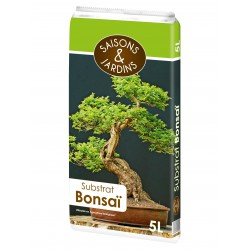 Substrat bonsai Saisons & Jardins 5l