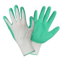 12 paires de gants de jardinage et bricolage latex petits travaux sur cross-ROSTAING-Taille 07