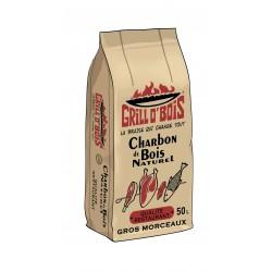 Charbon de Bois 50 litres...