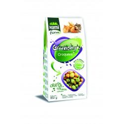 Crunchy's croquant rongeurs hamiform 160g