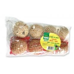 Boules graisse decouverte fruits+baies hamiform 8x90g