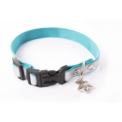 Collier new disco 25MM-35/55 Turquoise