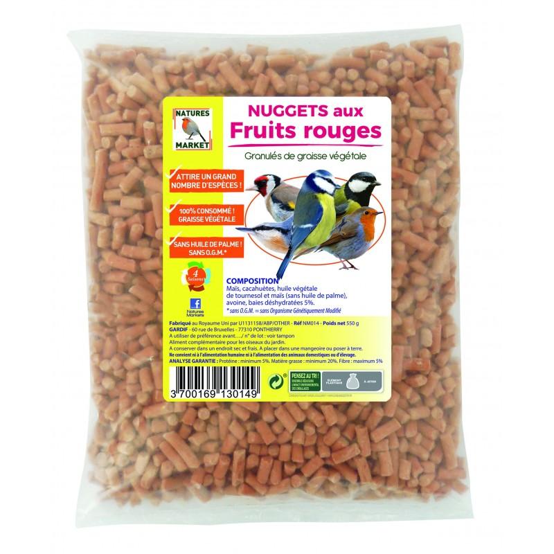 Nuggets aux baies