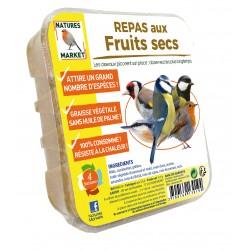 Repas odc aux fruits secs...