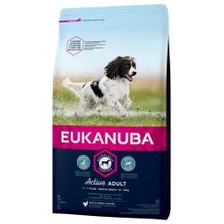 Adult moyenne race 3kg eukanuba