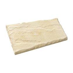 Pas de cheminement trapèze 49x33/26x4 pierre