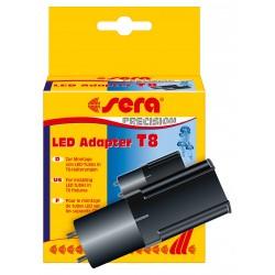 ADAPTATEUR T8 LED 2PCES