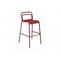 Chaise Haute Eos Rouge