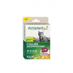 Collier chat actiplant'3 rse