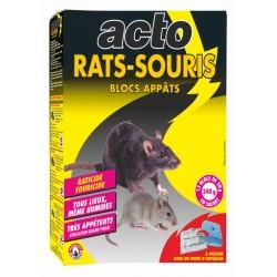 Rats-souris bloc appât...