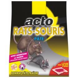 Appât Rats souris pâte...