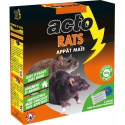 Appât maïs rats 7X20G ACTO...