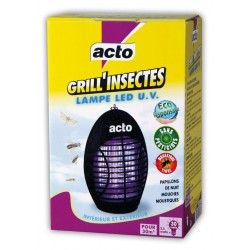 Grill'insectes lampe led...