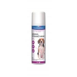Aérosol tétramethrine chien...
