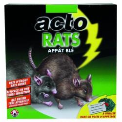 Appât blé rats 7X20G ACTO...