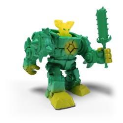 Cyborg de la jungle...